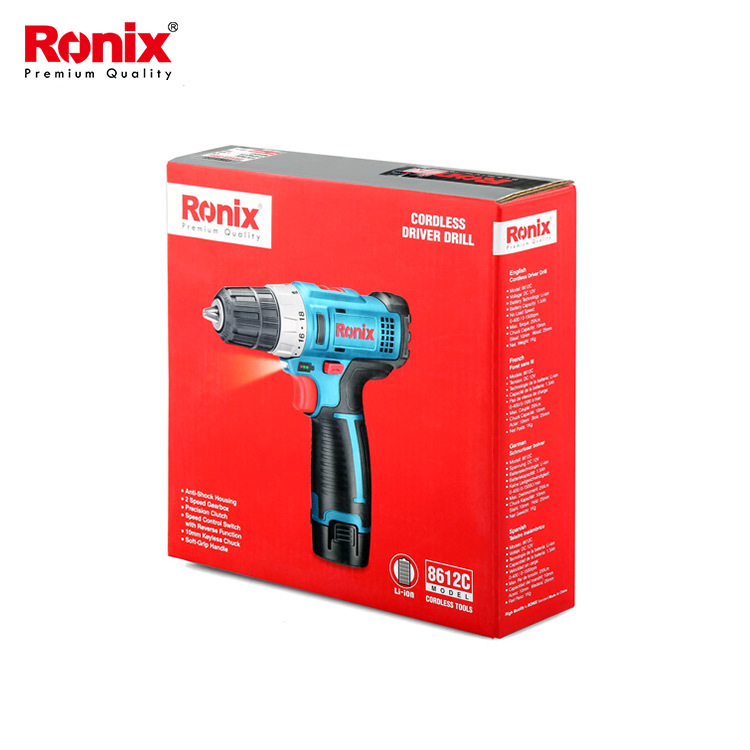Wholesale Latest Powerful Cordless Drill Tools 8612C