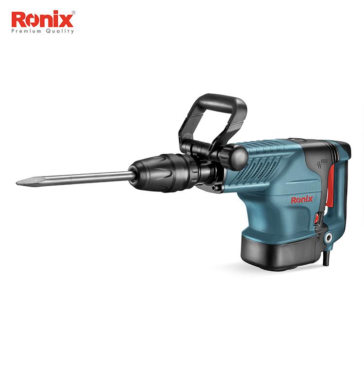 55mm Lightweight Electric Demolition Hammer Suppliers 1800w