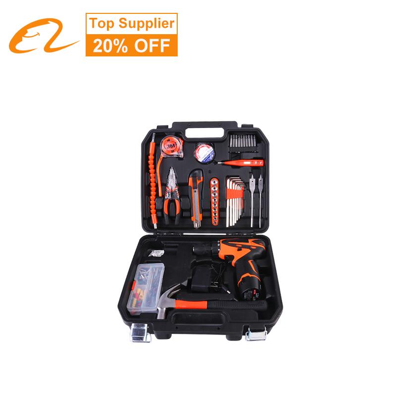 Custom Professional Tool Sets in Stock 46pcs Drill Power Tool Set