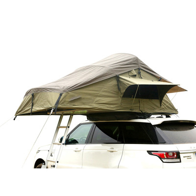RONIX 1.4-1.9m 2-5 people longer soft roof tent family camping waterproof car tent