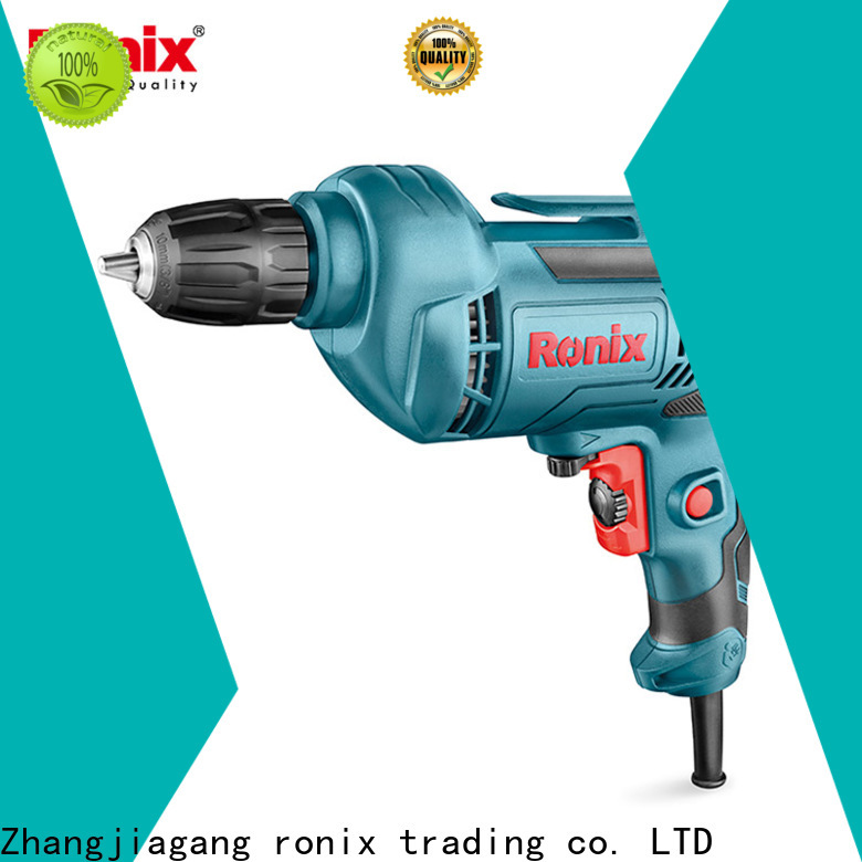 Ronix Tools power electric drill rpm manufacturers for concrete