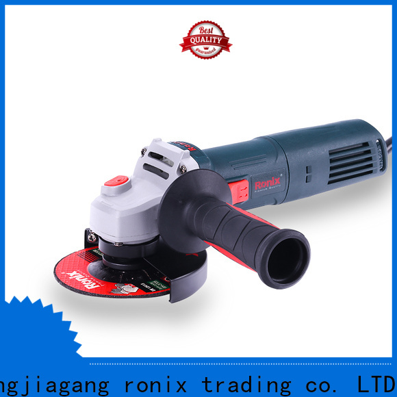 High-quality makita angle grinder review model factory for cutting tile
