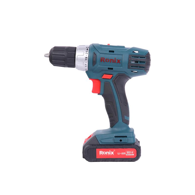 Best Portable Tool Set Cordless Power Screwdriver Drill