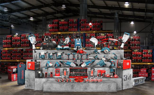 Ronix Wholesale Tools Distributor Premium Quality