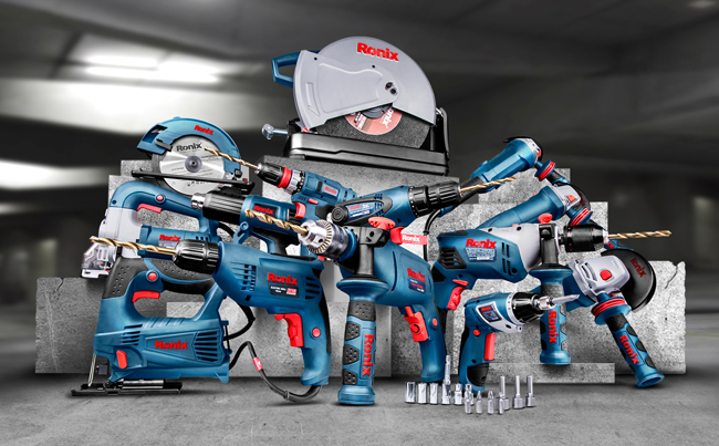 Wholesale RONIX Electric Power Drill Drill Products