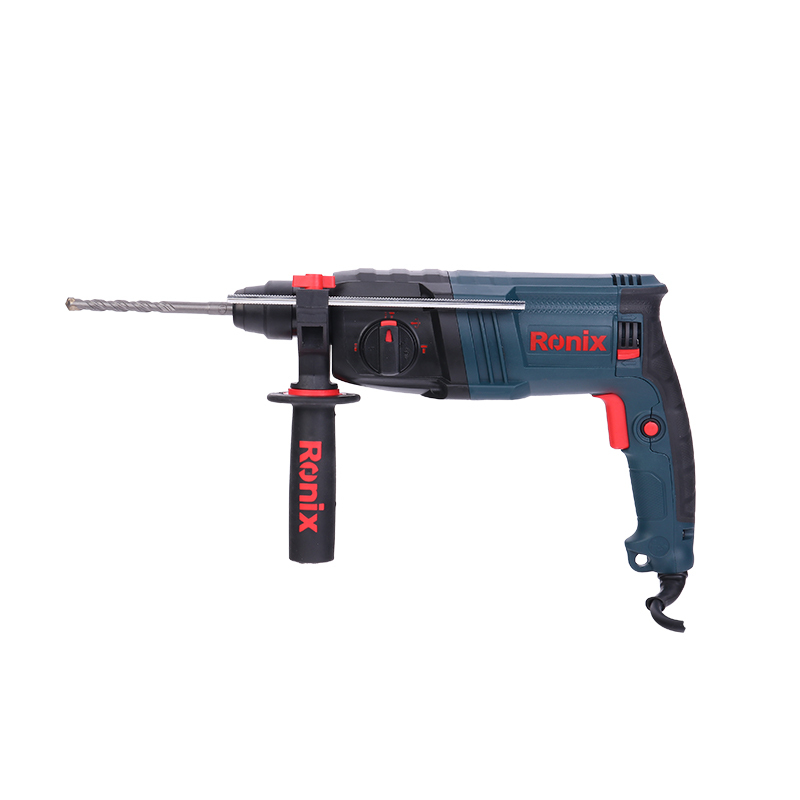 Custom Cordless Rotary Hammer Drill Demolition Jack with Spare Parts 2724