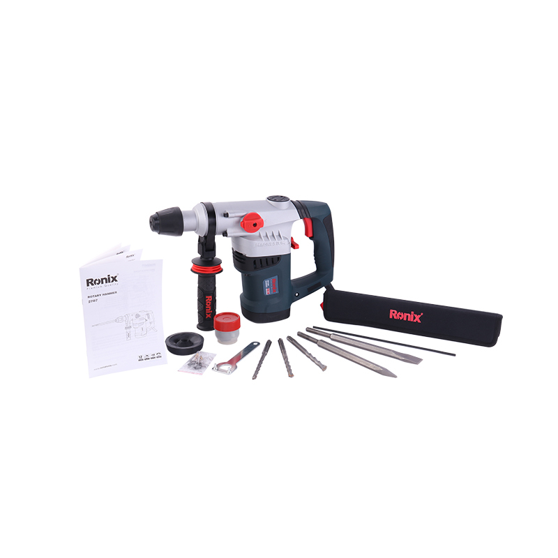 BMC Electric Rotary Hammer Power Drill Tools 1500W 26mm Suppliers