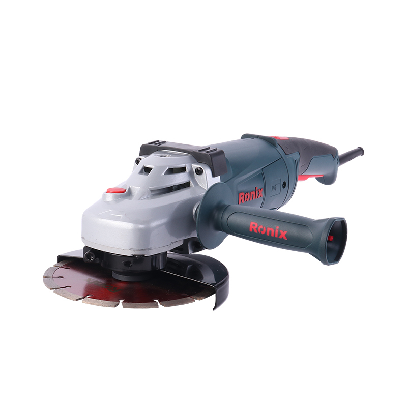 2100W New Mini Variable Speed Electric Angle Grinder Manufacturers
