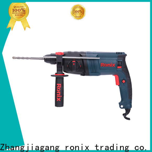 New advance rotary hammer machine manufacturers for digging holes