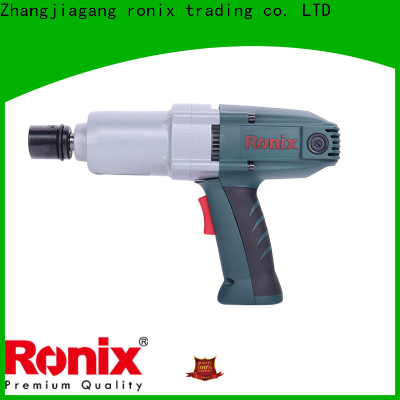 Ronix Tool Best impact wrench impact driver suppliers for car wheels