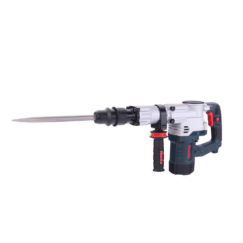 China Electric Powerful Demolition Hammer Drill Suppliers 1300W