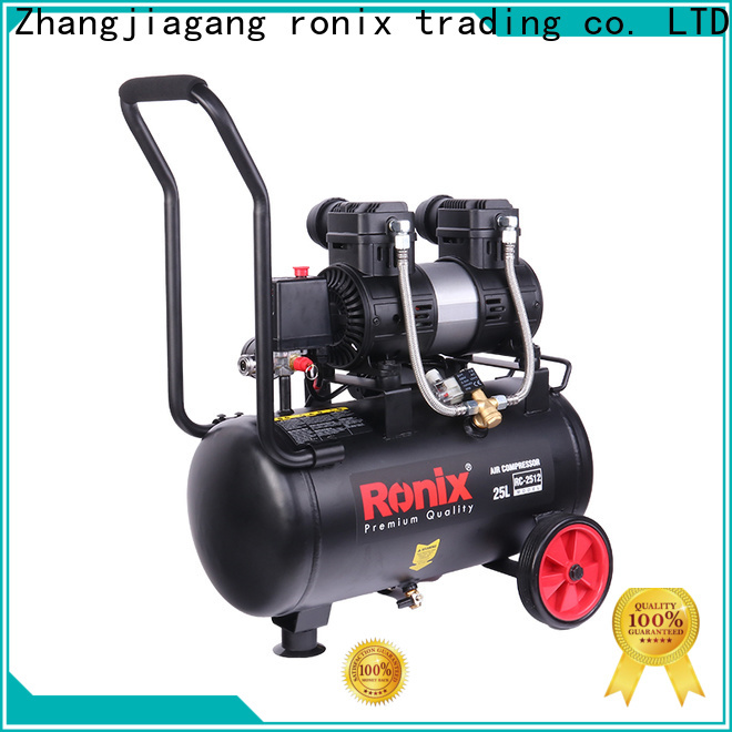 Ronix Tool Top new air compressor suppliers for truck