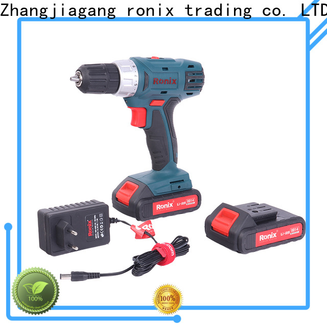 Ronix Tool deals power hand drill machine factory for wood