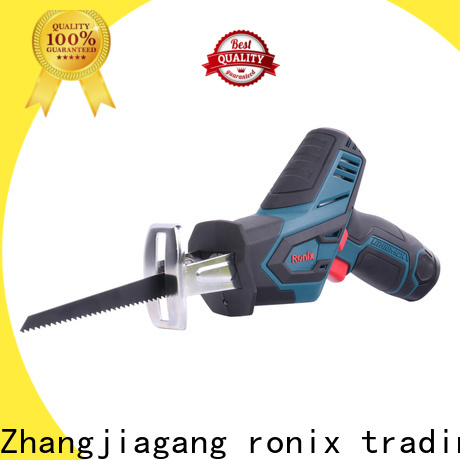 Ronix Tool battery variable speed reciprocating saw company for gardening