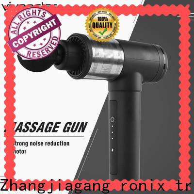 Top hand massager gun vibrator supply for shoulder pain