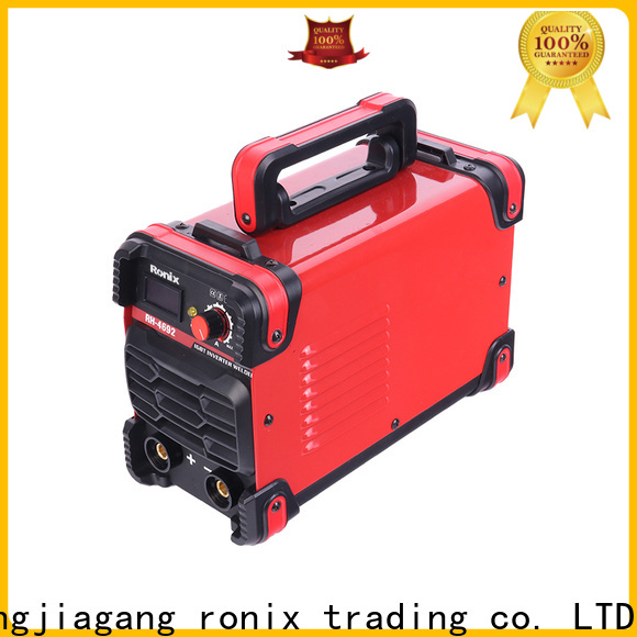Ronix Tool Wholesale arc welding machine suppliers company for stainless steel