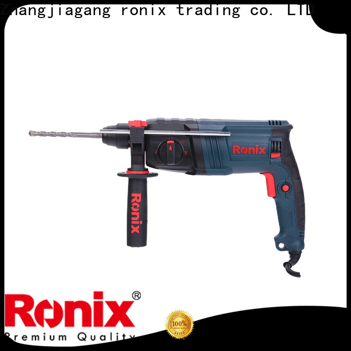 Ronix Tool rotary heavy duty rotary hammer drill supply for digging holes