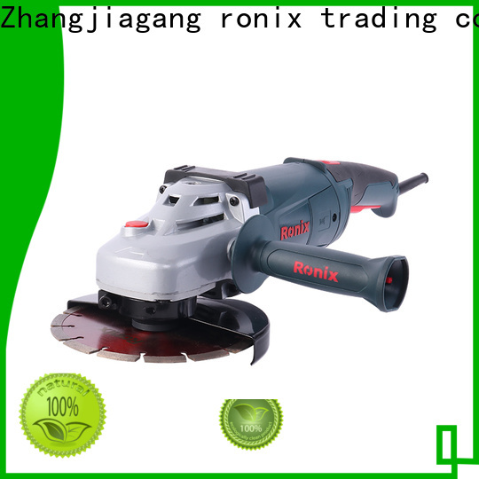 Ronix Tool Top small angle grinder reviews supply for cutting metal