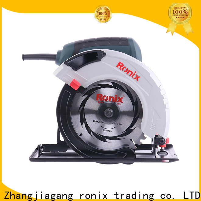 Ronix Tool New circular saw tool company for metal