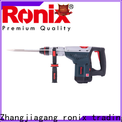 Ronix Tool electric rotary hammer drill machine manufacturers for concrete