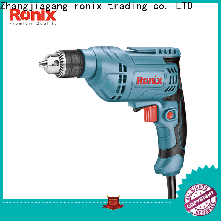 Ronix Tool hammer tiny electric drill supply for screws