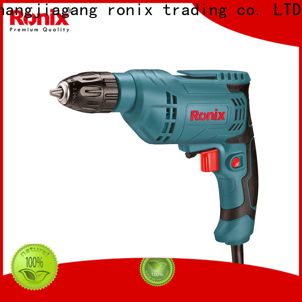 Ronix Tool New wireless power drill company for screws