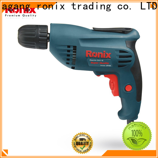 Ronix Tool Best electric drill machine price company for home use