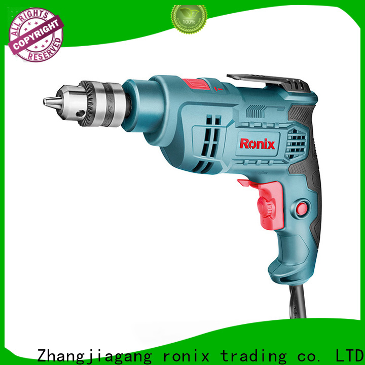 Ronix Tool Best best small electric drill factory for wood