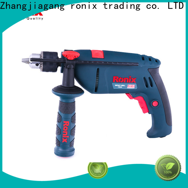 Ronix Tool lithium 20v impact drill company for brick