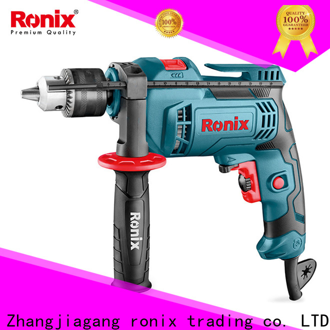 Ronix Tool Wholesale impact power drill factory for cars