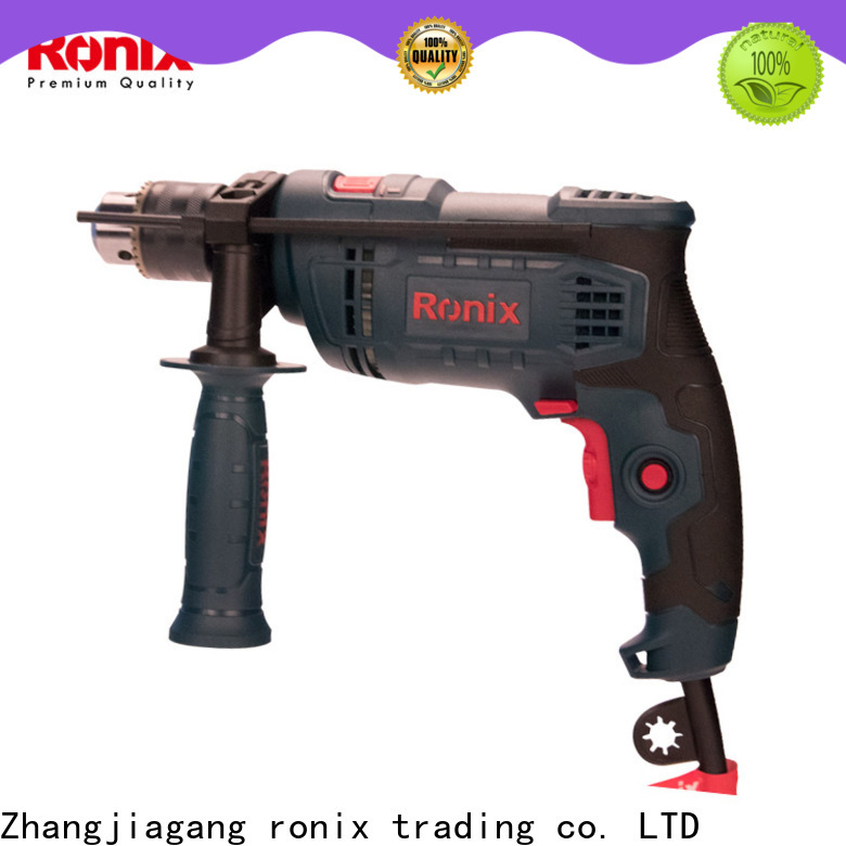 Ronix Tool drill impact power drill company for car wheels