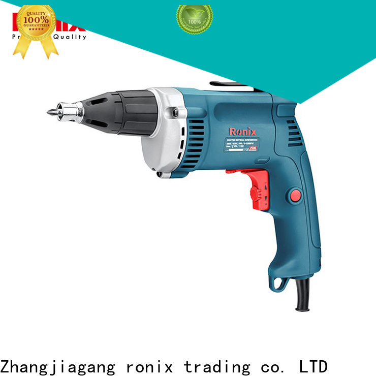 Ronix Tool brands small electric drill for business for screws