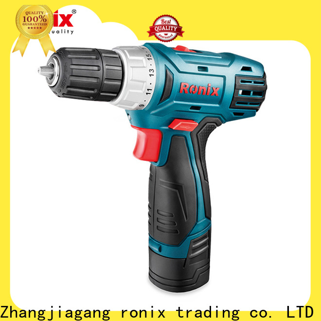 Latest 14.4 cordless drill quality factory for mechanics