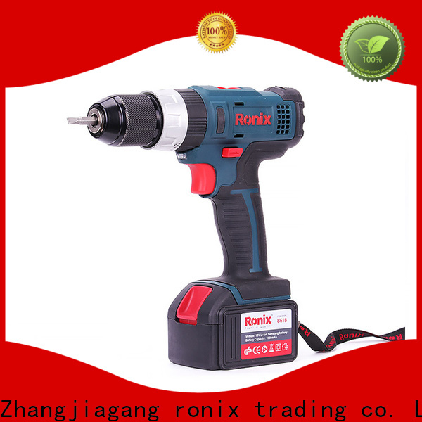 Ronix Tool wrench cheap cordless power tools company for contractors