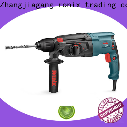 Ronix Tool Wholesale best rotary hammer drill factory for concrete