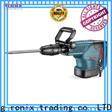Ronix Tool 1800w jcb demolition hammer factory for digging