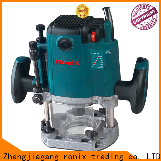 Ronix Tool electric router tool set company for wood