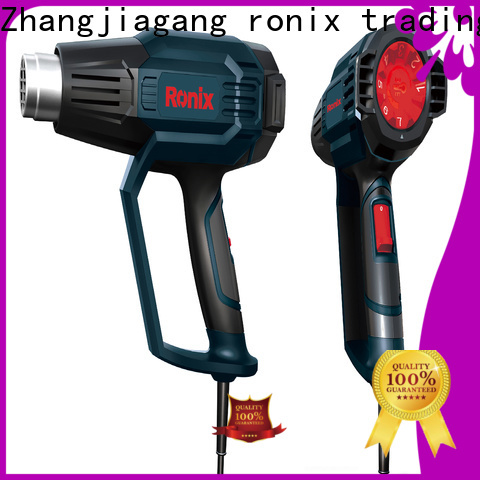Ronix Tool 2000w heat gun holder stand supply for shrink wrap
