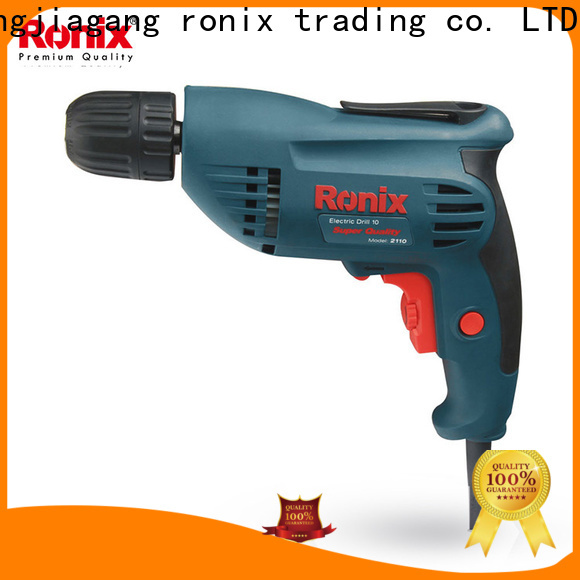 Ronix Tool industrial power drill and driver manufacturers for home use