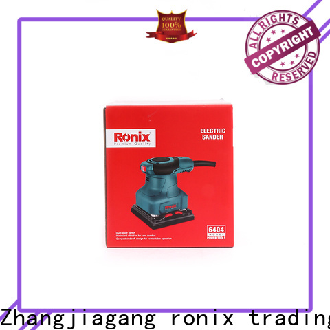 Ronix Tools machine best sander for furniture for business for drywall
