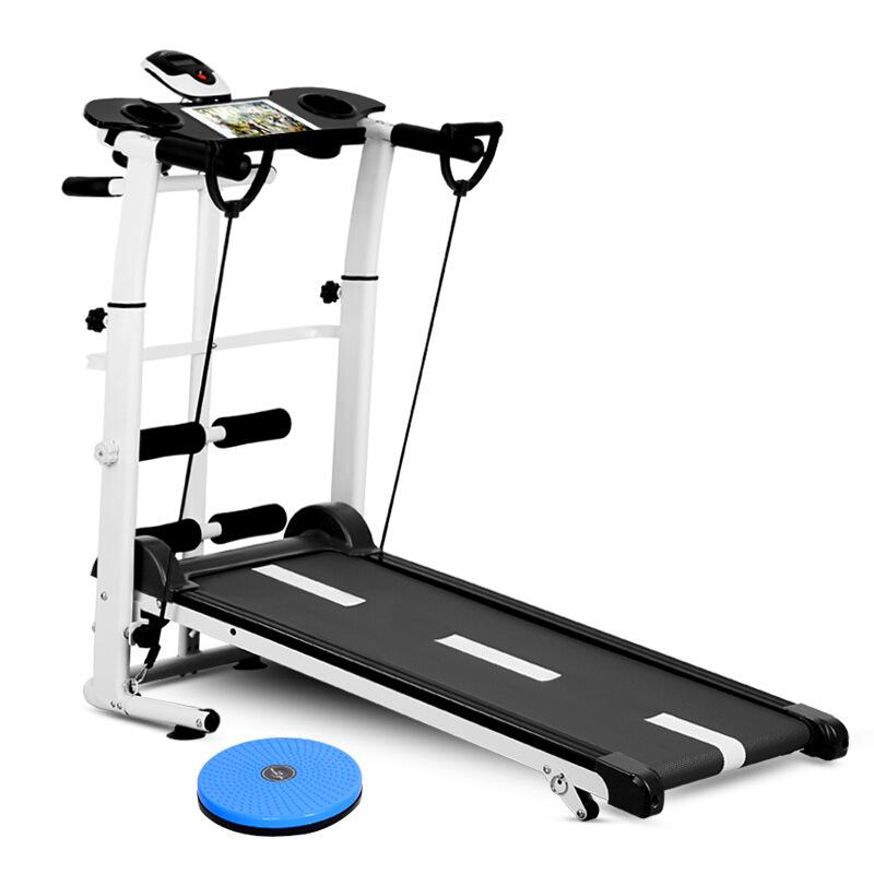 Ronix ST3708 Foldable Multifunctional Mute Fitness Equipment Treadmill Running Machine