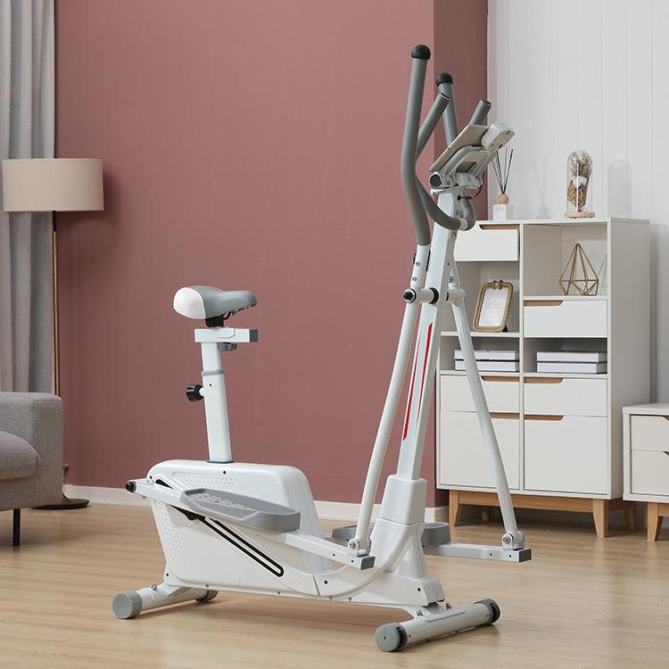 Ronix ST3706 Gym Equipment Elliptical Cross Trainer Magnetic Stepper Bike Elliptical Trainer