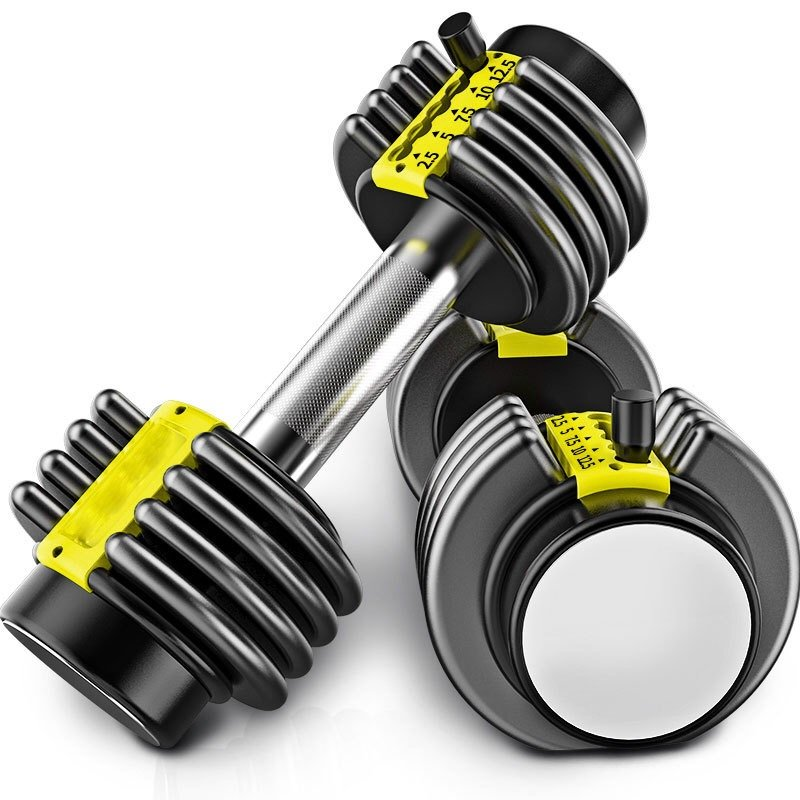 Ronix Best Selling ST1807 Free Combination Adjustable Portable Kettle Bells Dumbbell