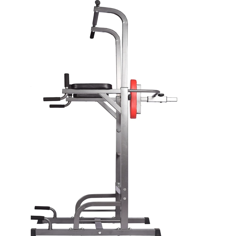 Ronix Indoor Adjustable Pull Up Bar Strength Fitness Power Tower Home Fitness Tool ST6662