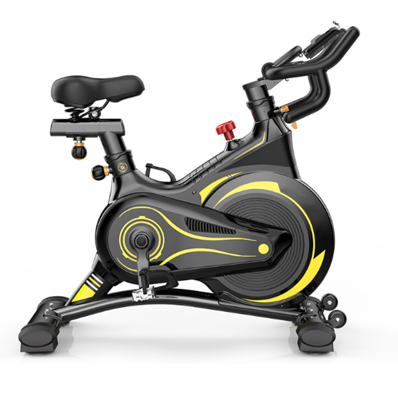 Ronix Professional Indoor Magnetic Fitness Spin Bicycle Exercise Equipment Spinning Bike For Gym ST6502