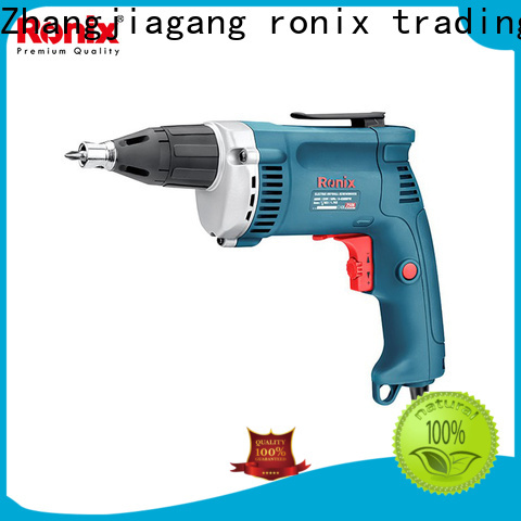 Ronix Tools High-quality best value electric drill suppliers for screws