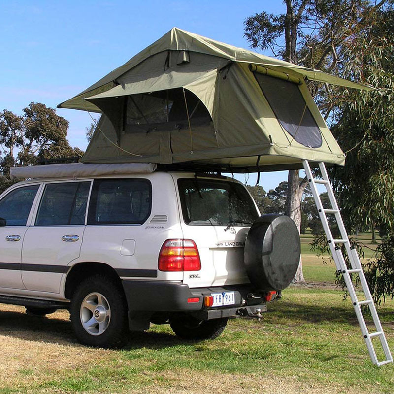 RONIX 2021 hotsale 4x4 SUV Car Tents Camping Outdoor Canvas Tents Can Watch Star Top Roof Tents For Sale