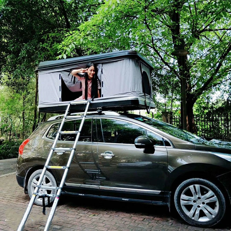 RONIX Hard shell roof top tent outdoor camping waterproof 4x4 drive SUV tent