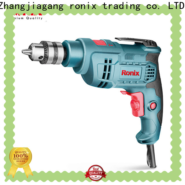 Ronix Tools industrial power drilling machine price supply for home use