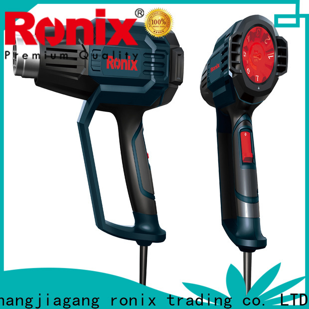 Ronix Tools box best heat gun review supply for candles